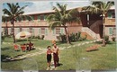 Key Wester Hotel Key West Fla Post Card