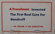 A Frenchman Invented Cure Humorous PC