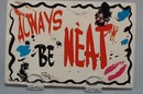 Always Be Neat Humorous Post Card