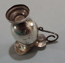 Sterling pepper pot