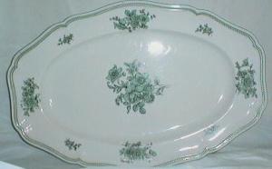 Rosenthal Greenbloom Platter