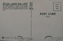 Mike Crowe Cherokee Indian Post Card.