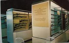Fuller Gun Museum Military Guns PostCard
