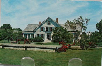 Shelburne Museum Vermont Post Card