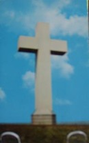 Cross of Jumonville Religious Postcard