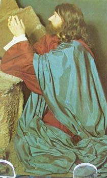 Garden of Gethsemane Postcard.