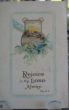 Rejoice In The Lord Always Religious PC