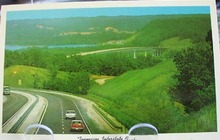Tenn. Interstate Forty Postcard