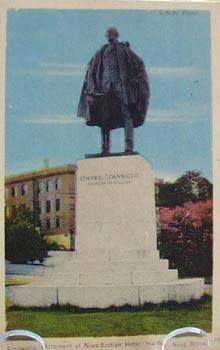 Cornwallis Monument Nova Scotia Postcard