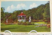 The Band Stand Nova Scotia Postcard