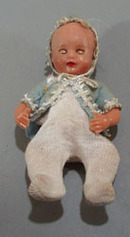 Baby Doll Milo in original clothers