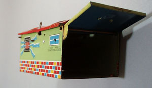 Magic Garage Toy.