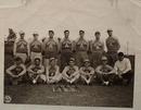 Signal Corp US ARMY Baseball Team 1945