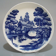 Nasco Lakeview Plate
