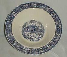 Homer Laughlin Shakespeare Country, Stratwood Soup Bowl