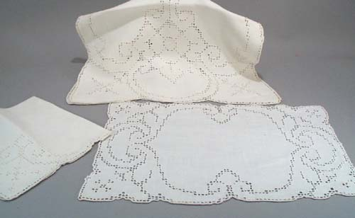 Georges Briard Lace Set