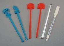 6 swizzle sticks, TWA