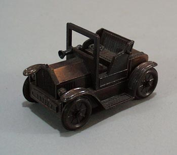 Copper Car Pencil sharpener.