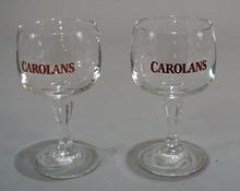 Pr Carolans Souvineer Glasses.