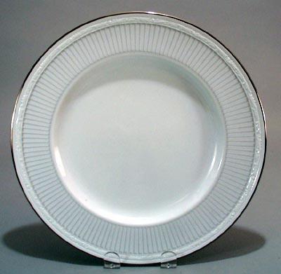 Noritake Sheridan Platinum Dinner Plate