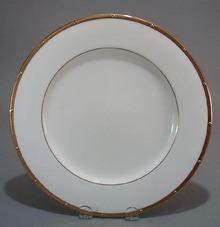 Noritake Rochelle Gold Dinner Plate