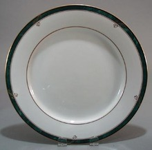 Nikko Forest Glen Dinner Plate, Nice airy pattern
