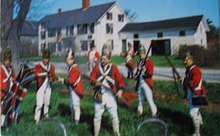 American Revolution Concord Mass PC