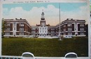 Normal High School Buffalo NY Postcard