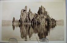 Phantom Ship Crater Lake Ore Postcard