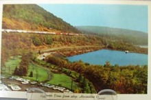 Autumn View Horseshoe Curve Altoona Pa PC