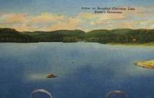 Cherokee Lake E. Tenn Postcard