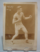 Johnny Hayes Boxer photo, Fowler Photo