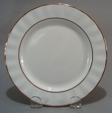 Gorham Grand Manor Gold Bread and Butter Plate