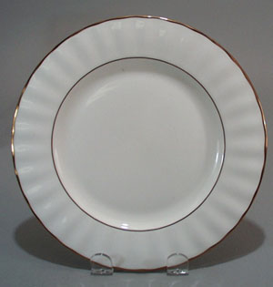 Gorham Grand Manor Gold Salad Plate.