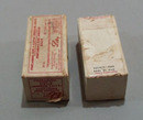 Lilly Company Insulin box,