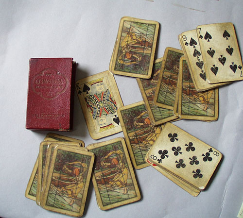 Congress Playing Cards  , Muse
