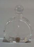 Kosta Sweden cut Perfume bottle.