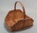 Oak  flower/vegtable basket.