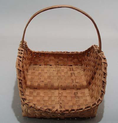 Oak  flower/vegtable basket.