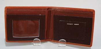 Leather Wallet, Souvineer of Melbourne Austrailia