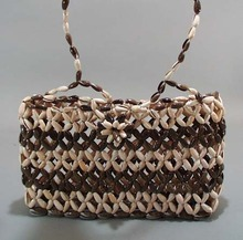 Sea shell purse,