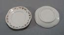2 childs dinner plates.