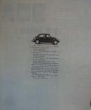 VW Bug gone automatic.1968