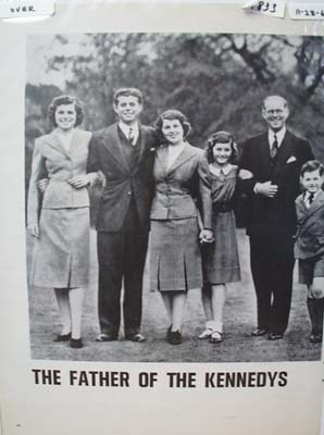 Joe, Father of the Kennedy's Ad 1969