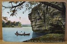 Dixon Ill Rock River by Whirlpool Rocks pc