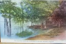Battle Ground, Campbells Island, Moline postcard.