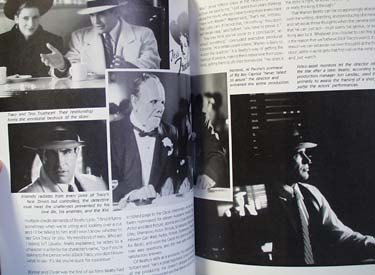 Dick Tracy Making of Movie Book.
