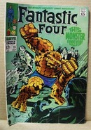 Fantastic four, Oct 79, 12 cent Marvel