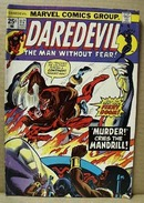 Daredevil Aug 112 marvel comic, , 1974,