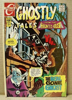 Charlton Comics Ghostly Tales , Vol 5